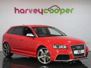 Audi RS3 2.5T FSI RS3 Quattro 5dr S Tronic 2013(62) SOLD