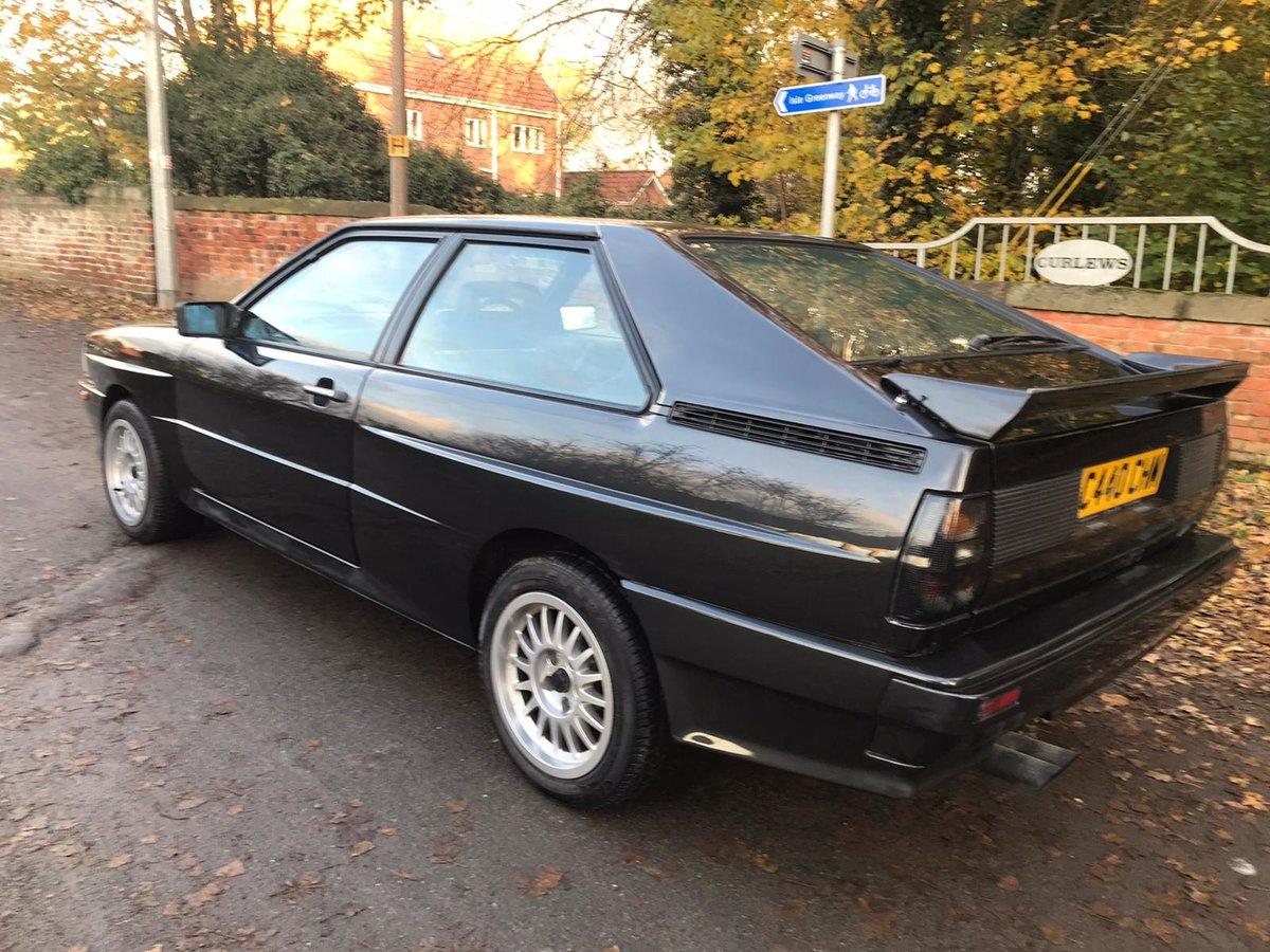 1986 audi ur quattro turbo For Sale (picture 3 of 6)