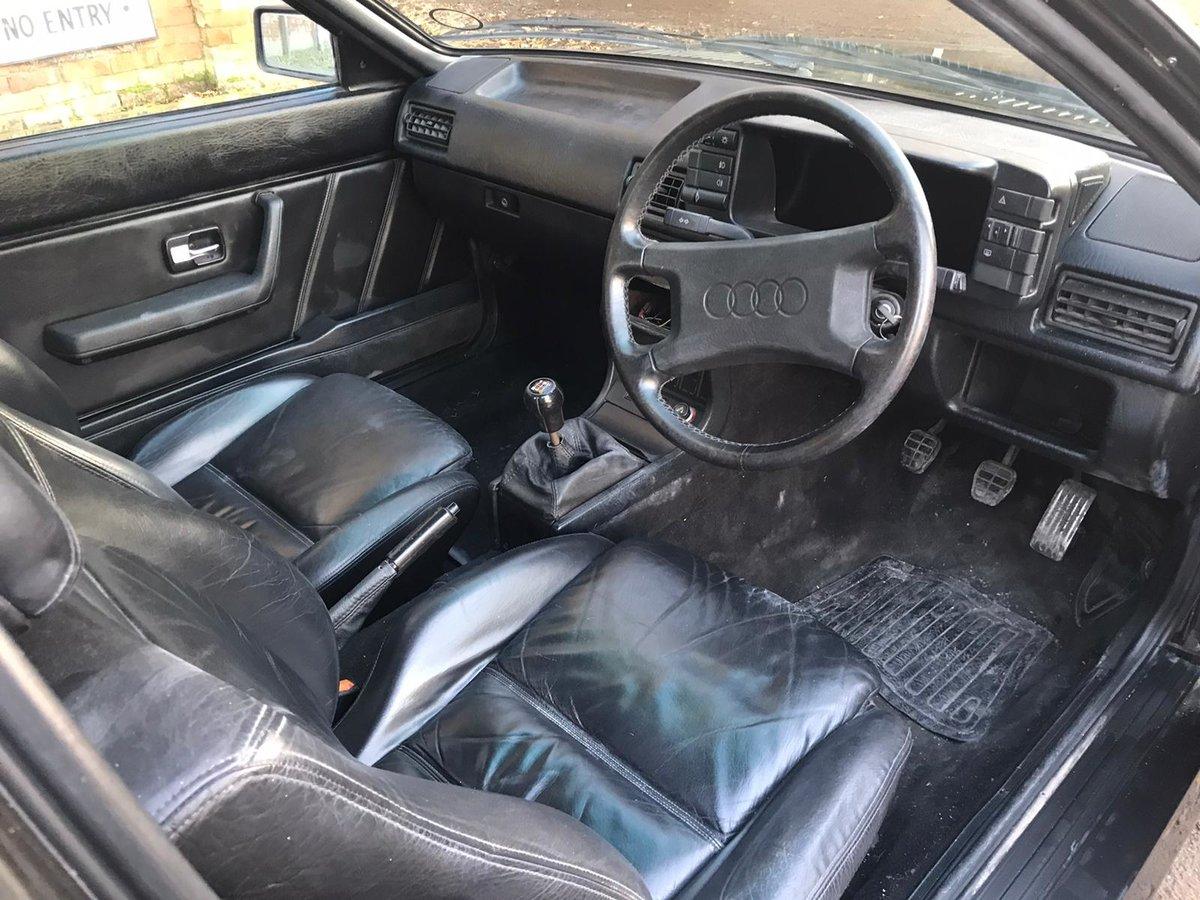 1986 audi ur quattro turbo For Sale (picture 6 of 6)