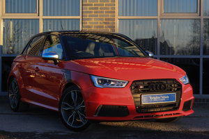 2014 14 AUDI S1 2.0 TFSI SPORTBACK QUATTRO  For Sale
