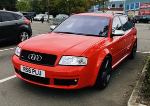 2004 Rs6 c5 plus very special car For Sale