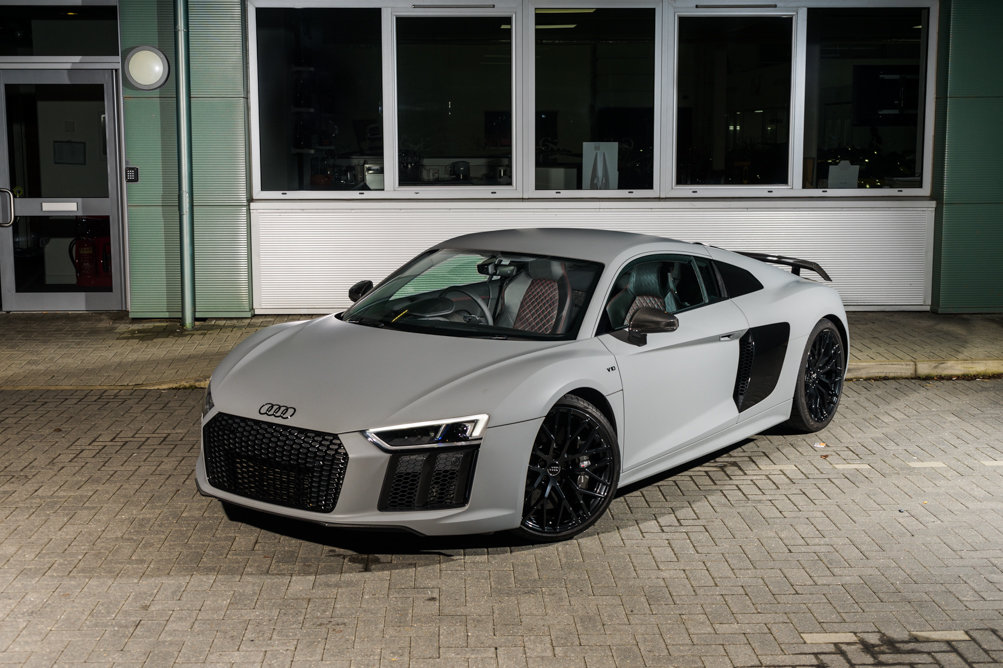 2017 Audi R8 V10 Plus Quattro SOLD (picture 1 of 6)