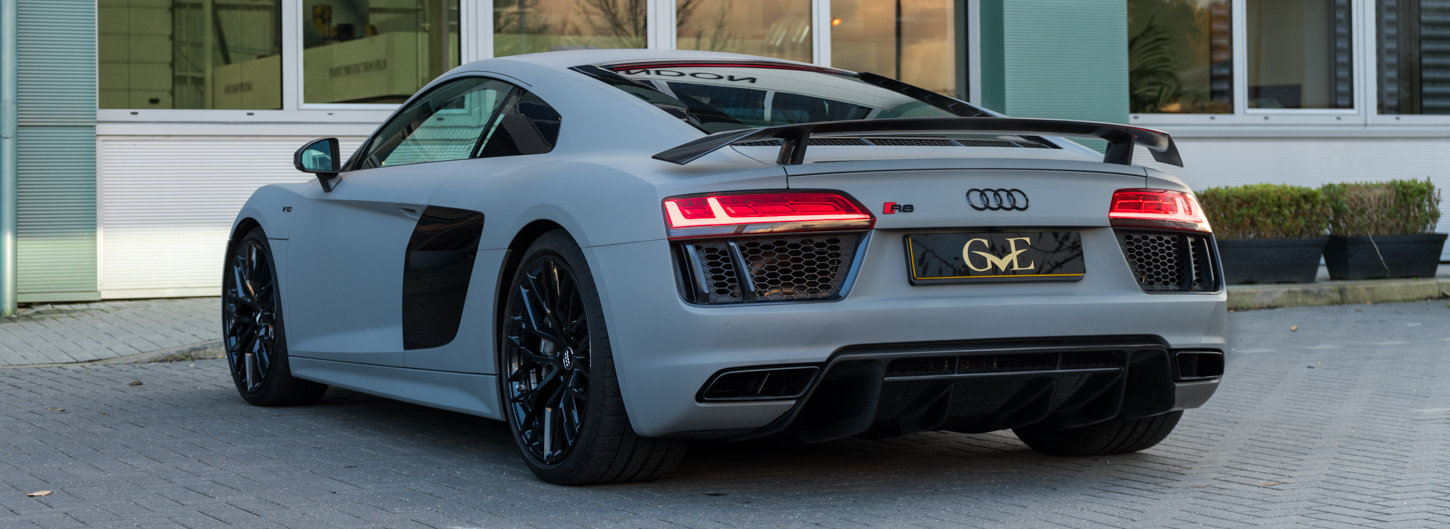 2017 Audi R8 V10 Plus Quattro SOLD (picture 3 of 6)