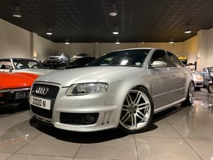 2007 AUDI RS4 B7 SALOON WITH ONLY 55,800 MILES For Sale