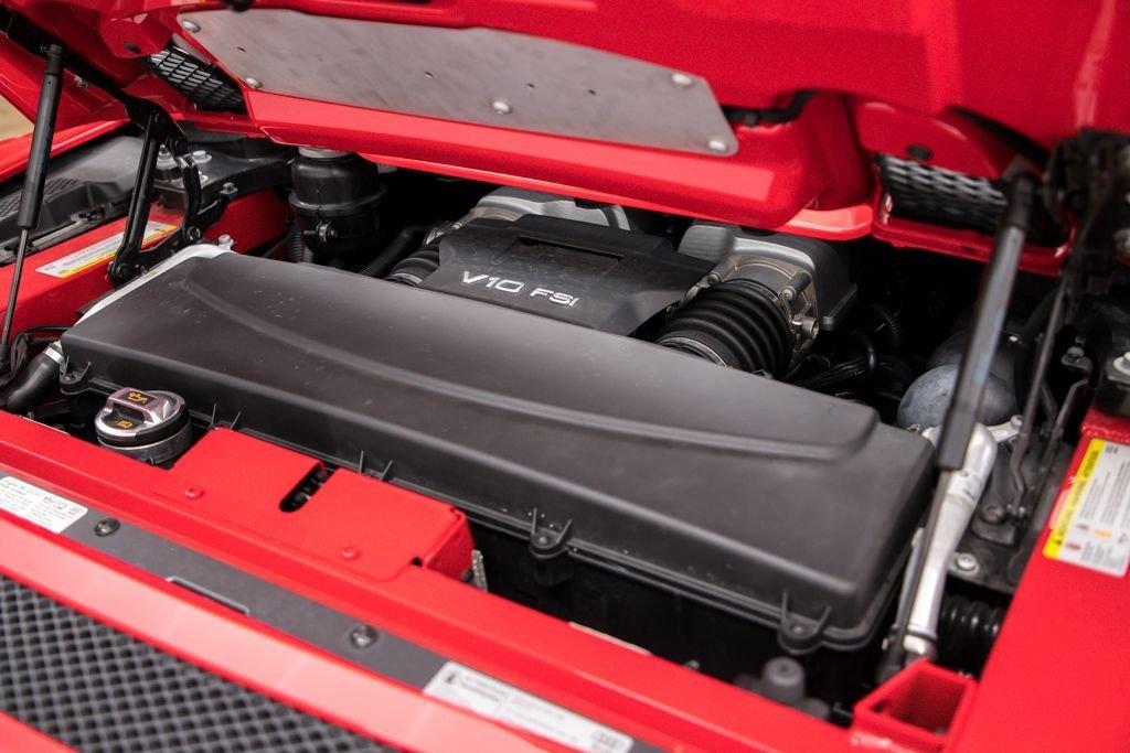2011 Audi R8 2dr Convertible Auto quattro Spyder 5.2L $94.5k For Sale (picture 6 of 6)