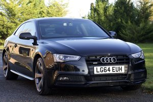 2014 Audi A5 3.0 TDI S line Black Edition Coupe Automatic