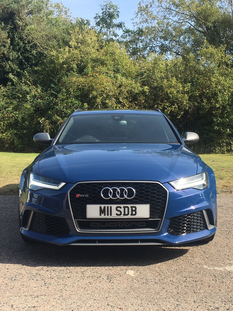 2016 Audi RS6 Avant Performace Automatic Model 605 Bhp For Sale (picture 5 of 6)