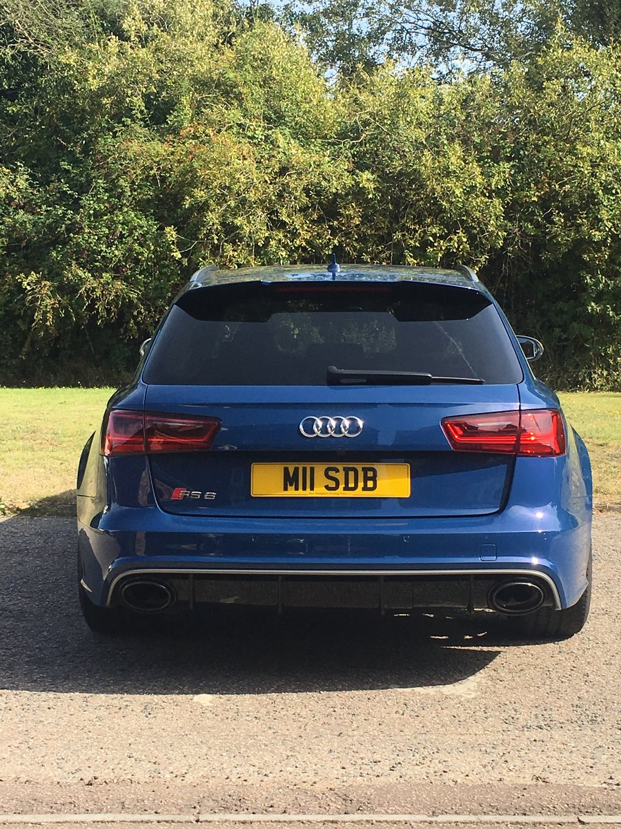 2016 Audi RS6 Avant Performace Automatic Model 605 Bhp For Sale (picture 6 of 6)