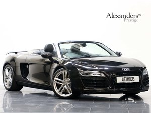 2013 13 63 AUDI R8 SPYDER V8 FSI For Sale
