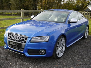 2008 AUDI S5 COUPE 4.2 V8 MANUAL £5000+ FACTORY OPTIONS 84K MILES SOLD