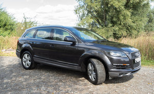 2014 Audi Q7 - Stunning, well looked after