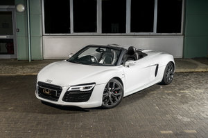 2015 Audi R8 5.2 FSI V10 Plus S Tronic SOLD