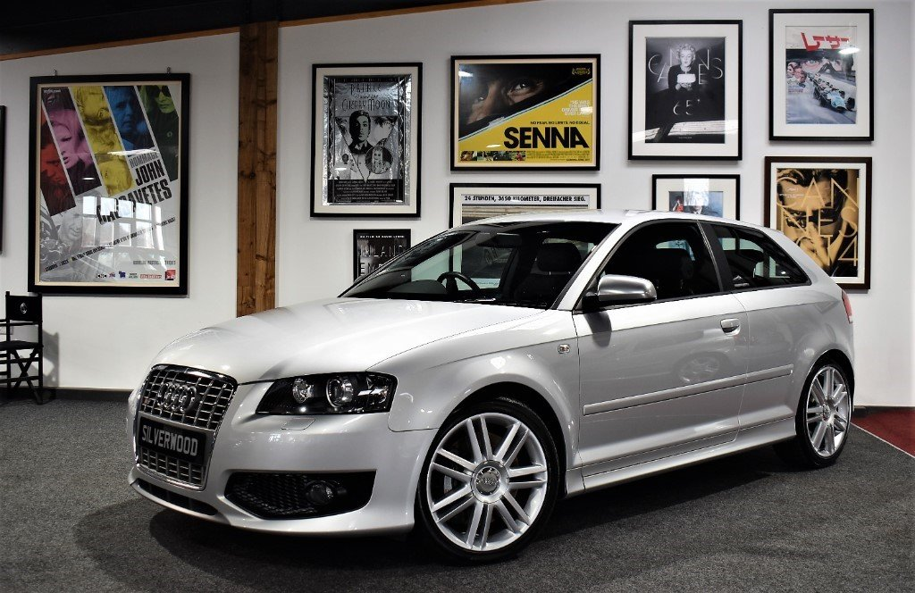 2007 Audi S3 TFSI QUATTRO    1 Owner FSH For Sale (picture 1 of 6)
