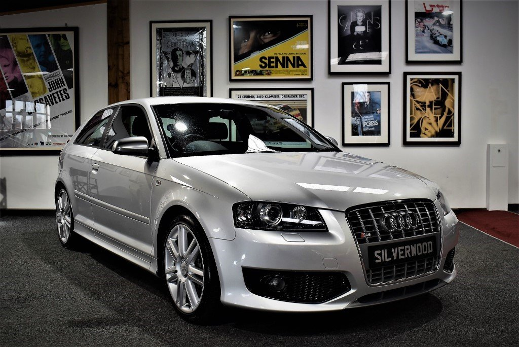 2007 Audi S3 TFSI QUATTRO    1 Owner FSH For Sale (picture 2 of 6)
