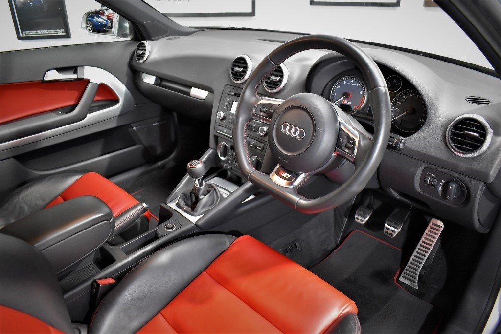 2007 Audi S3 TFSI QUATTRO    1 Owner FSH For Sale (picture 4 of 6)