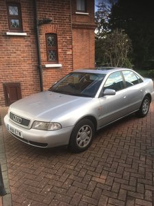 1996 Audi A4 2.8 V6 saloon ,service history,2 owners