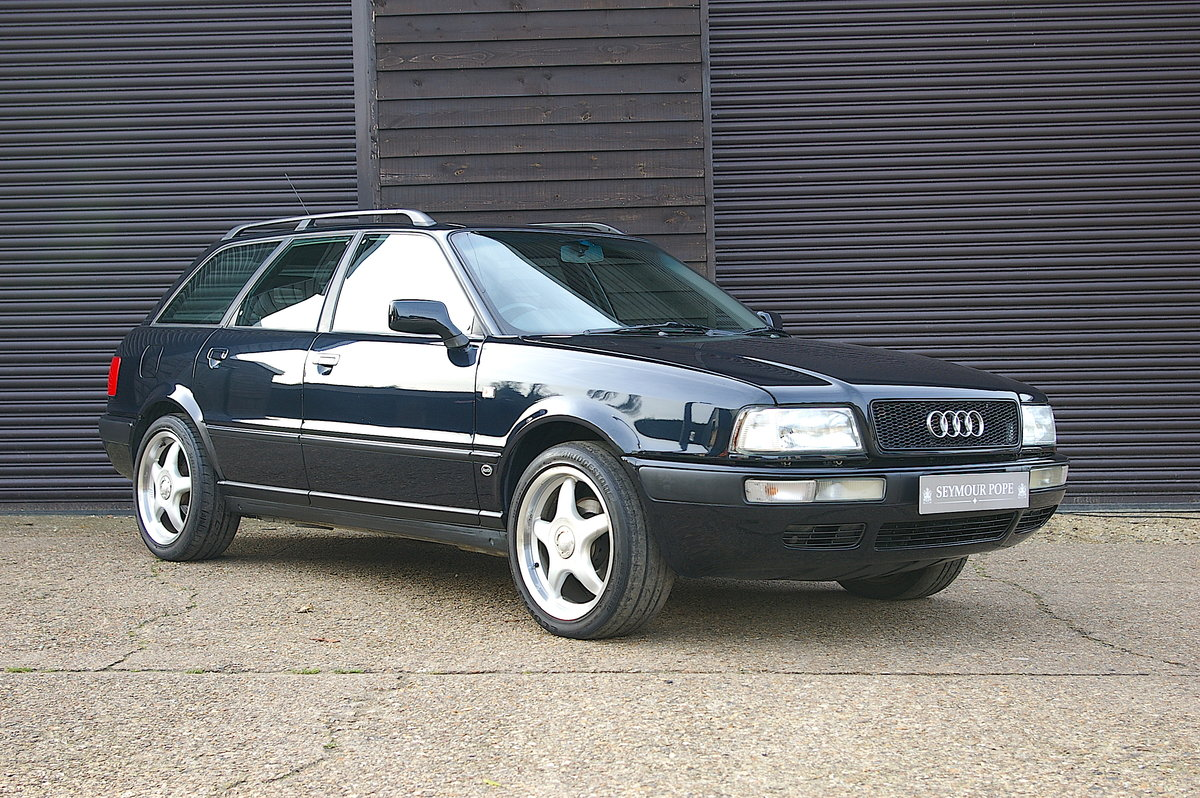 1995 Audi 80 Avant 2.6 V6 2dr Automatic (55,835 miles) For Sale (picture 1 of 6)