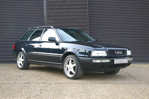 1995 Audi 80 Avant 2.6 V6 2dr Automatic (55,835 miles) For Sale