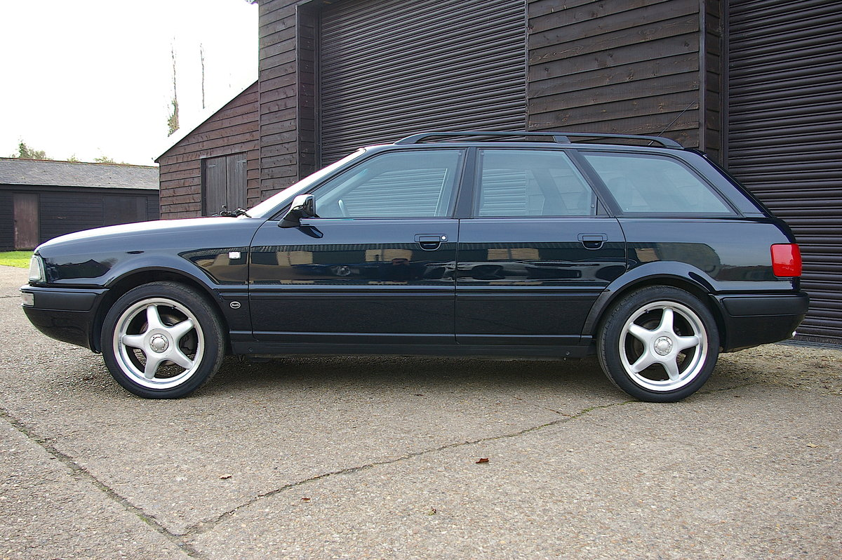1995 Audi 80 Avant 2.6 V6 2dr Automatic (55,835 miles) SOLD (picture 2 of 6)