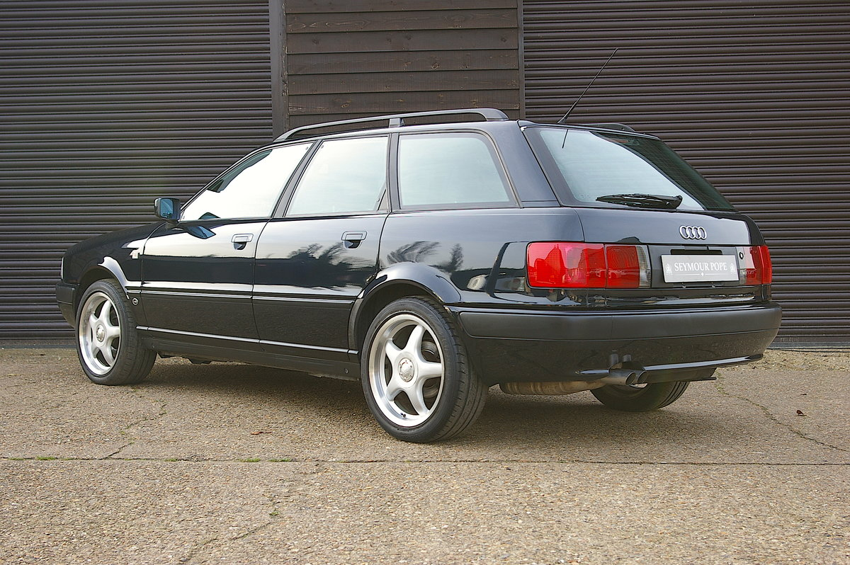 1995 Audi 80 Avant 2.6 V6 2dr Automatic (55,835 miles) SOLD (picture 3 of 6)