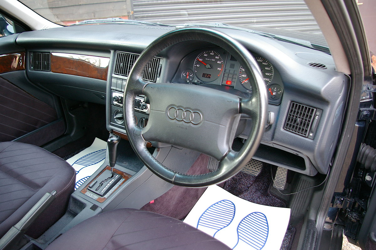 1995 Audi 80 Avant 2.6 V6 2dr Automatic (55,835 miles) For Sale (picture 5 of 6)