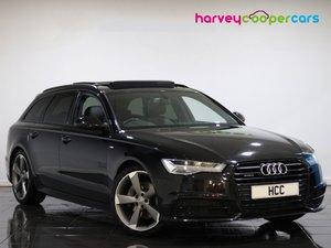 Audi A6 3.0 TDI [272] Quattro Black Edition 5dr S Tronic