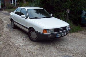 1991 Audi 80 Left Hand Drive
