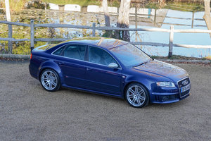 2006 Audi RS4 4.2 V8 Quattro SOLD