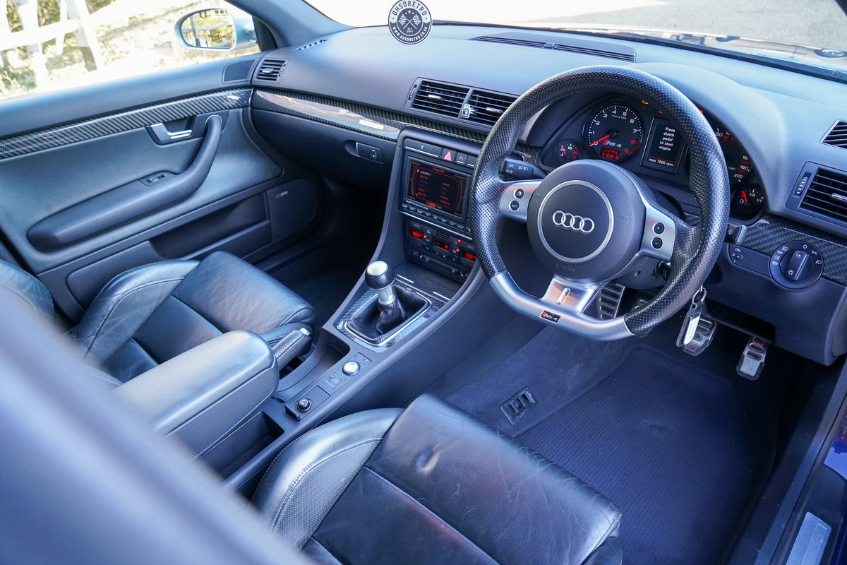 2006 Audi RS4 4.2 V8 Quattro For Sale (picture 3 of 6)