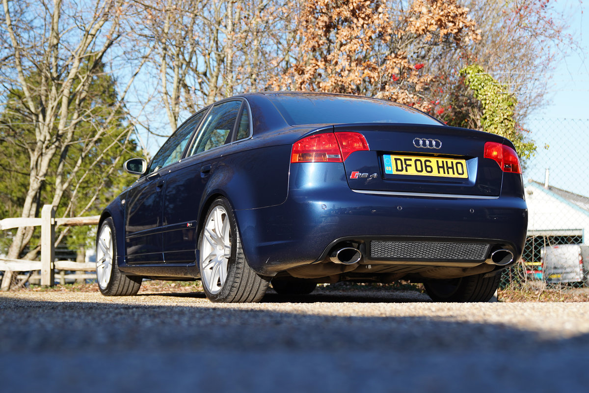 2006 Audi RS4 4.2 V8 Quattro For Sale (picture 6 of 6)