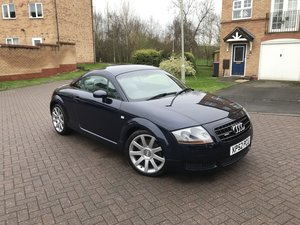 2002 2003 Audi TT 225bhp*Quattro*Rare WHITE Leather*Cruise*BOSE**