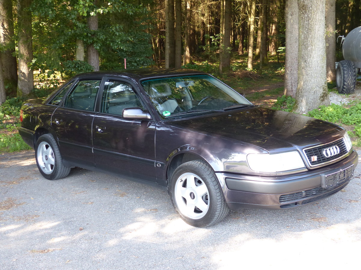 1992 Audi 100 C4 S4 1st owner, totally original, For Sale (picture 5 of 6)