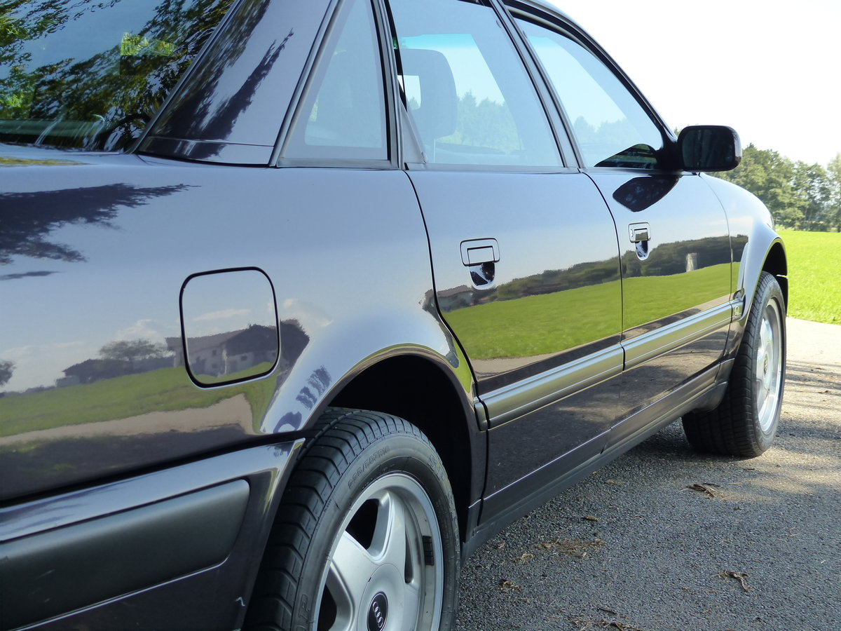 1992 Audi 100 C4 S4 1st owner, totally original, For Sale (picture 6 of 6)