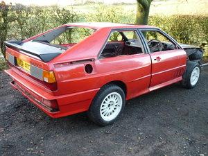 1981 Audi quattro turbo 2144cc For Sale