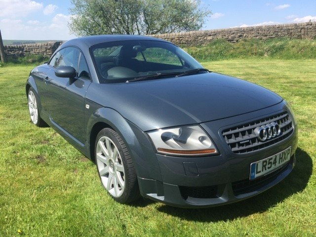 2004 Audi TT 3.2 V6 DSG 17001 Miles From New For Sale (picture 1 of 6)