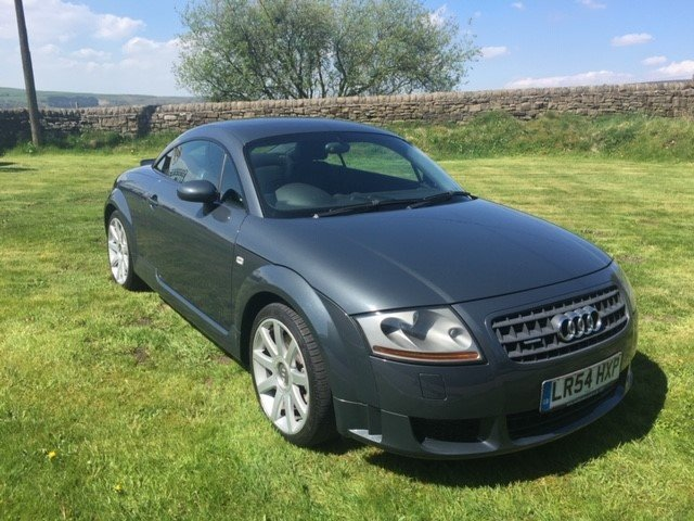 2004 Audi TT 3.2 V6 DSG 17001 Miles From New For Sale (picture 6 of 6)