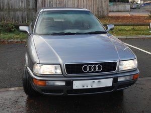 1992 AUDI 80 2.8E F.S.H. Low miles. For Sale