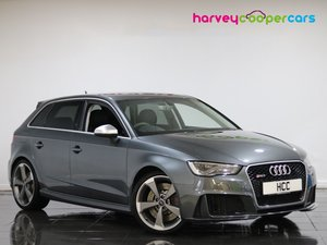 Audi RS3 2.5 TFSI RS 3 Quattro 5dr S Tronic 2015 SOLD