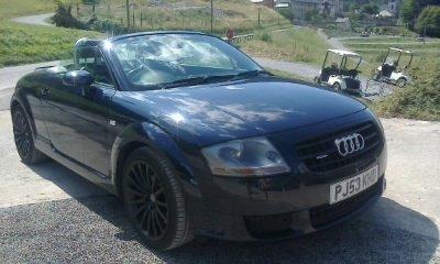 2003 Audi tt quattro roadster 3.2 dsg For Sale