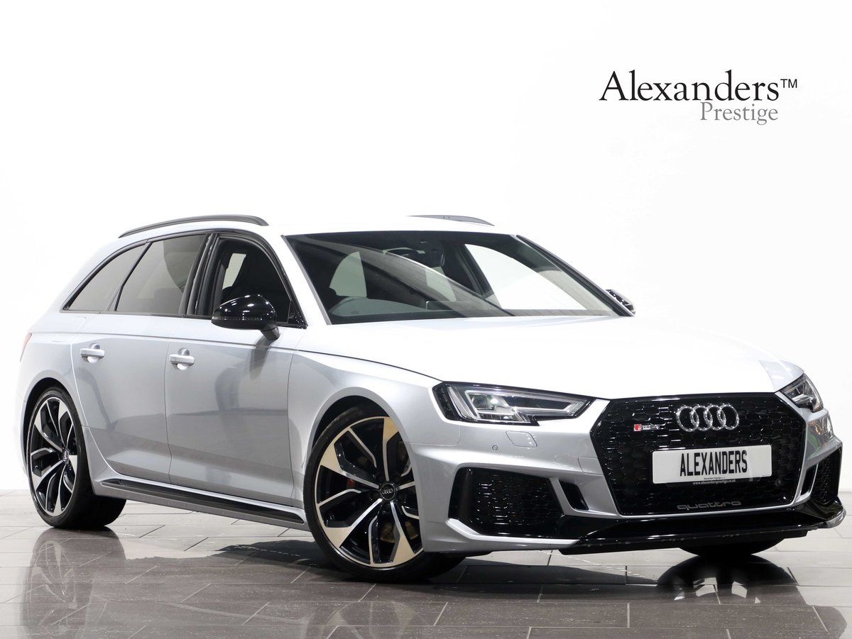 2018 18 68 AUDI RS4 AVANT For Sale (picture 1 of 6)