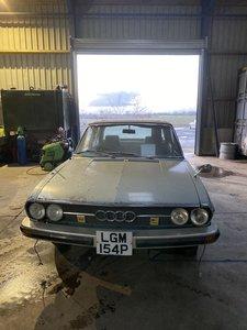 1976 Audi 100 gl auto only 23k on!!