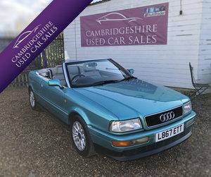 1994 Audi Cabriolet 2.6 E 2dr
