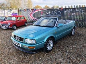 1994 Audi Cabriolet 2.6 E 2dr For Sale