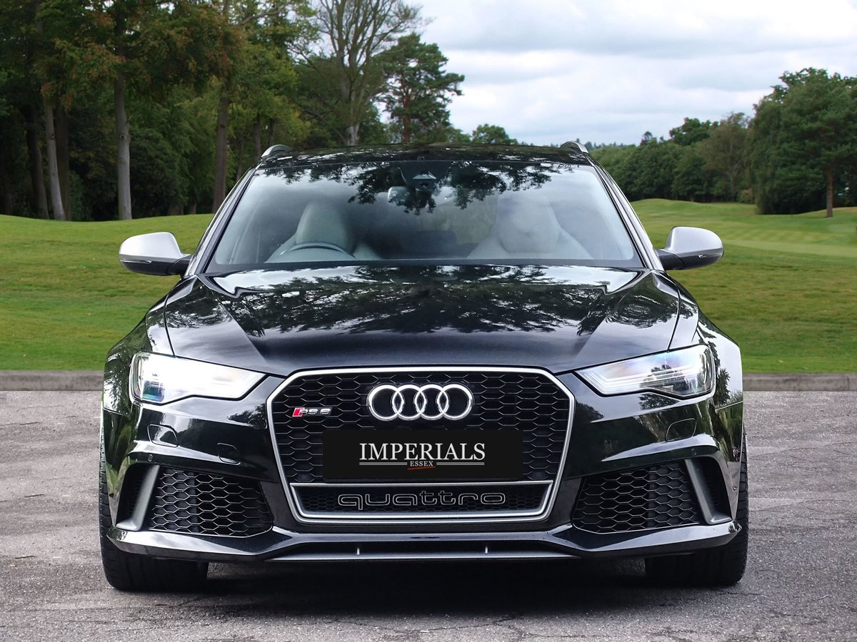 2017 Audi  RS6  4.0 TFSI AVANT PERFORMANCE QUATTRO VAT Q AUTO  56 For Sale (picture 12 of 24)