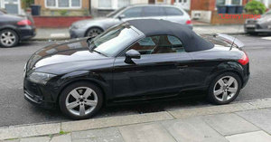 2010 Audi TT Quattro Convertible With Low Miles, 1 Dr Owner & FSH