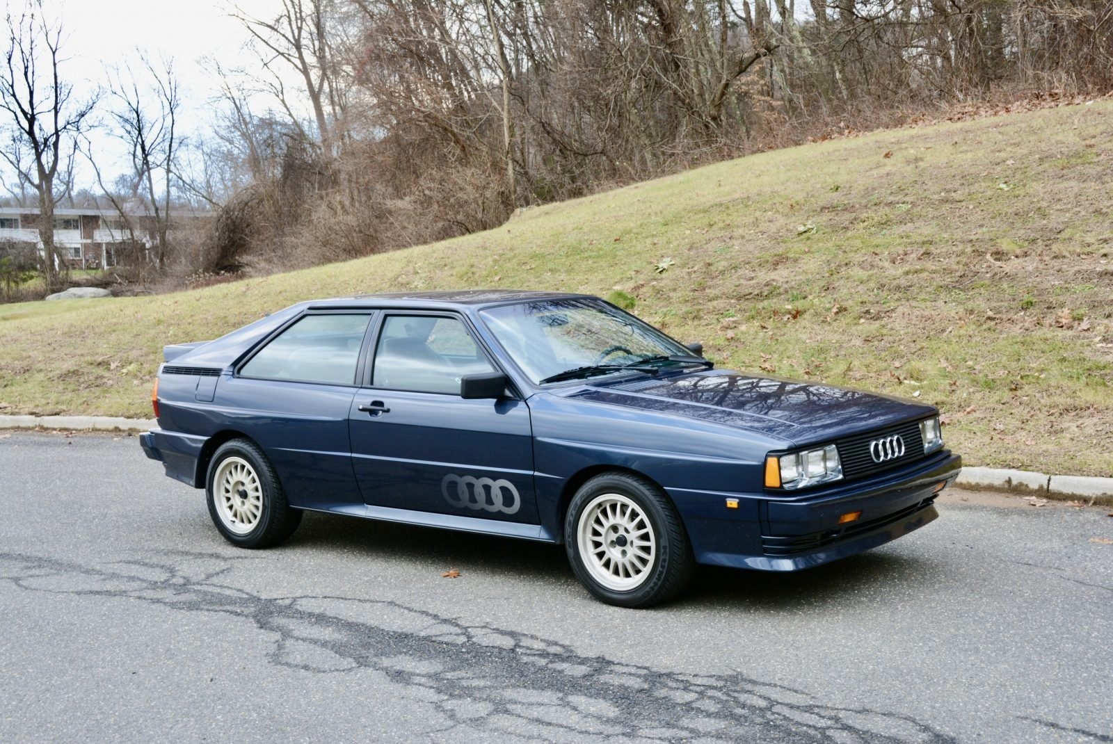 1985 Audi UR quattro Coupe Manual Rare 1 of 73 + Blue $55.9k For Sale (picture 1 of 6)