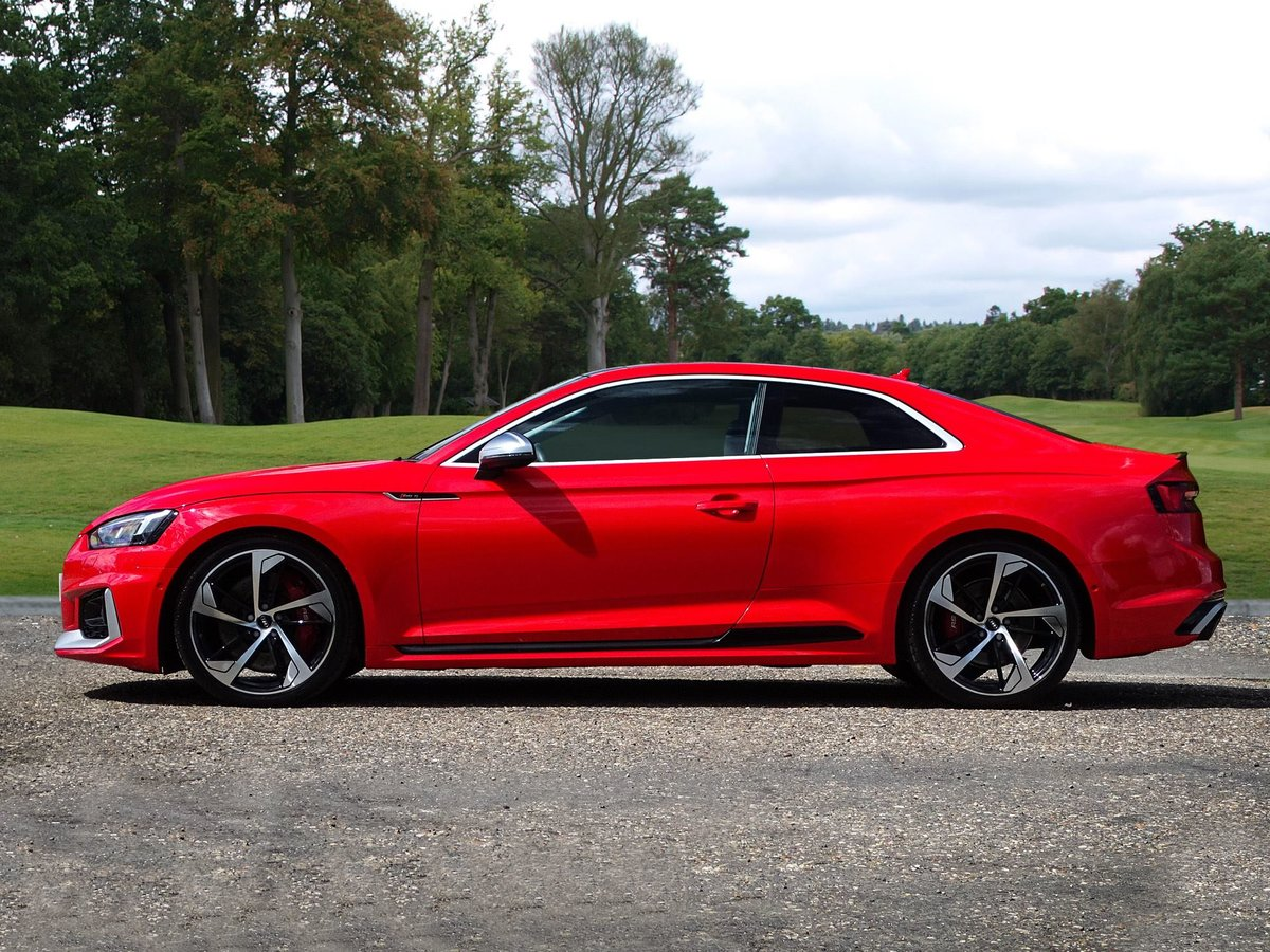 2017 Audi  RS5  2.9 TFSI QUATTRO AUTO  44,948 For Sale (picture 2 of 24)
