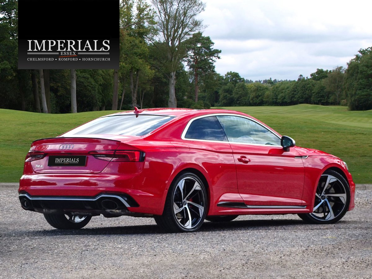 2017 Audi  RS5  2.9 TFSI QUATTRO AUTO  44,948 For Sale (picture 4 of 24)