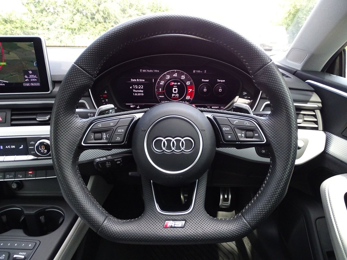 2017 Audi  RS5  2.9 TFSI QUATTRO AUTO  44,948 For Sale (picture 8 of 24)