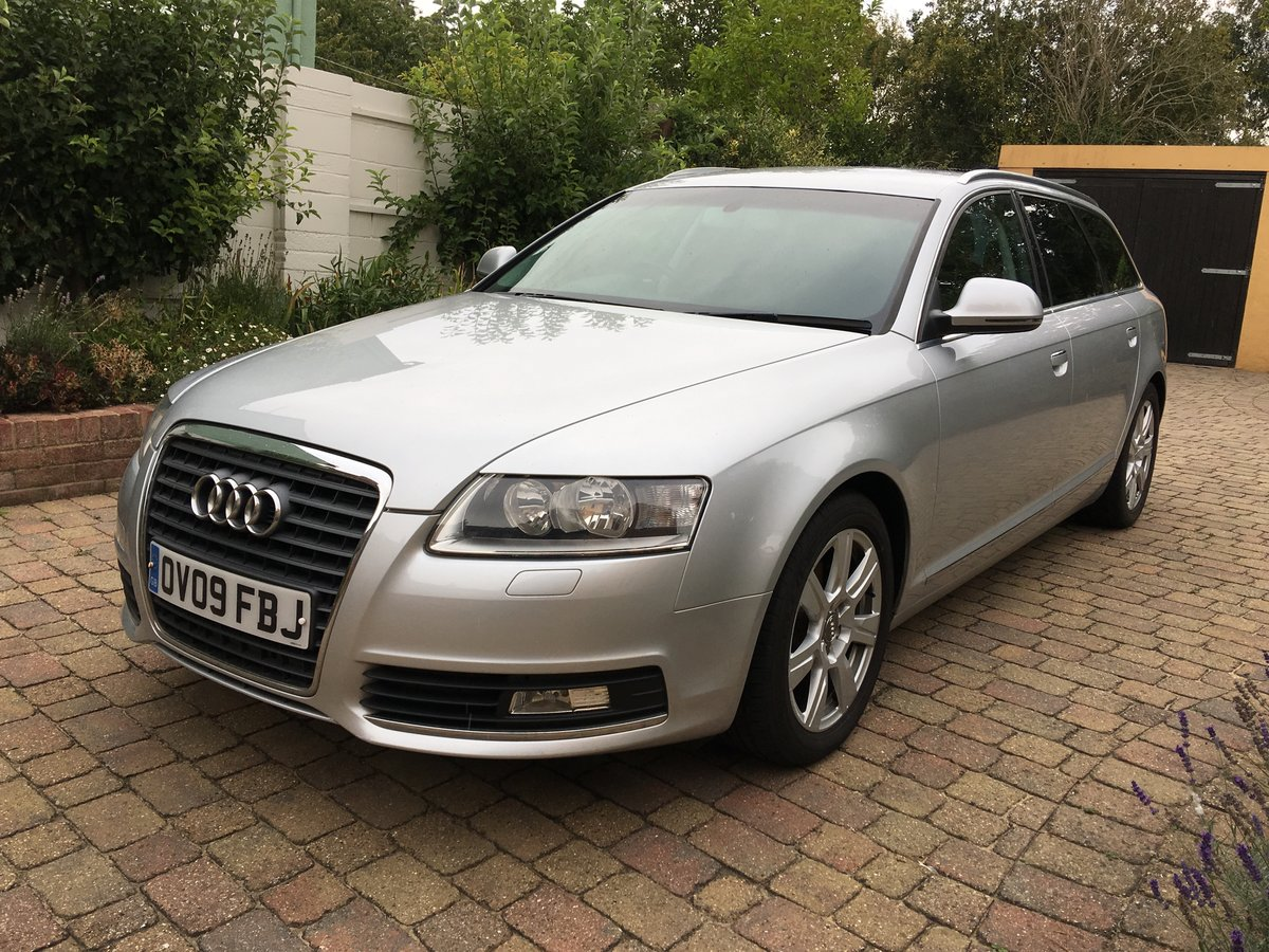 2009 Audi A6 Avant TDIe For Sale (picture 1 of 6)